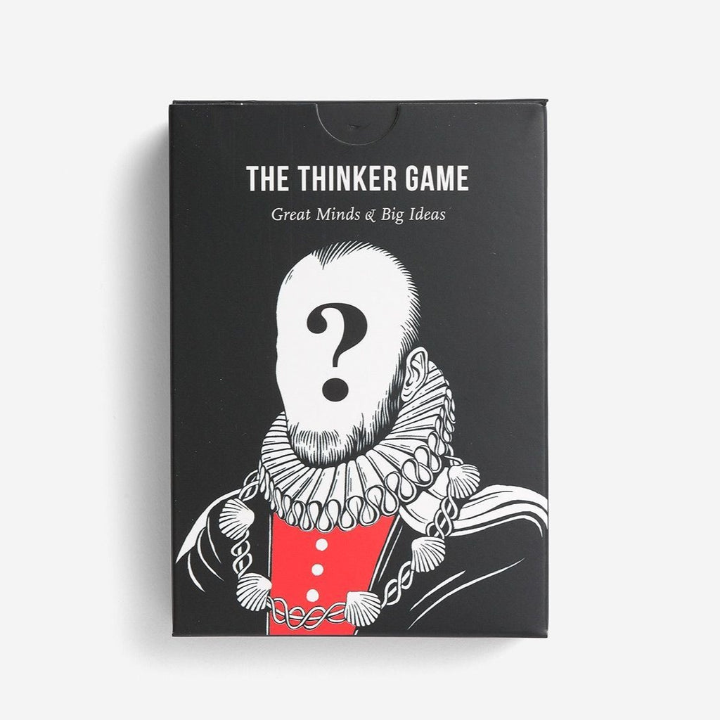 The Thinker Game by The School of Life