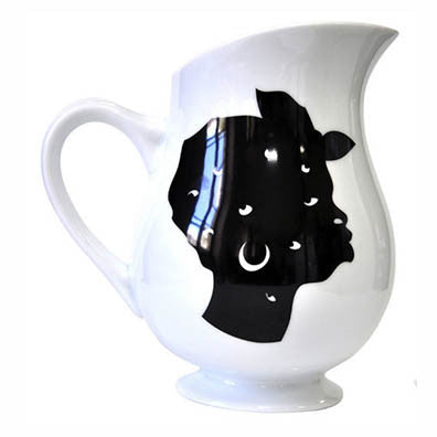 Kara Walker: Untitled (Pitcher)