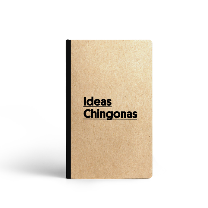 Ideas Chingonas - Notebook