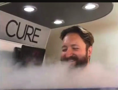 CryoTherapy - a miracle CURE!