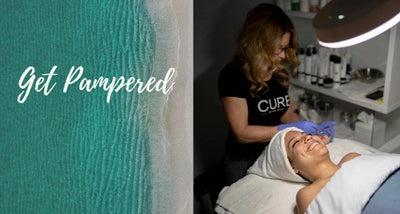 Let CURE Pamper You