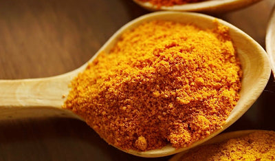 Turmeric: A potent spice packed with healing properties