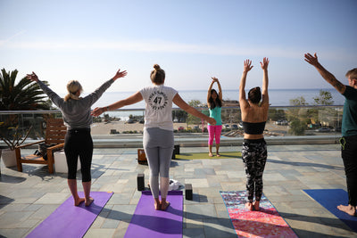 Easter Sunday Yoga Shala Malibu & Brunch at CURE