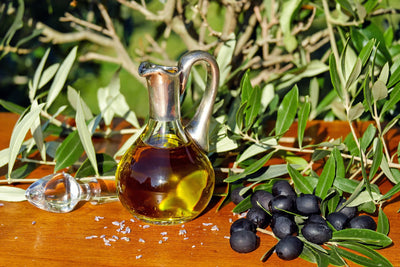 The many benefits of Extra Virgin Olive Oil