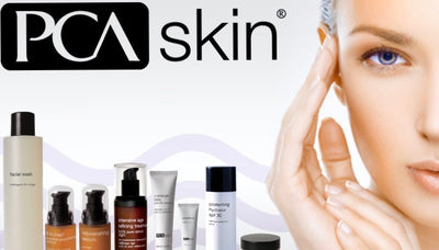 CURE Welcomes PCA Skin® Products for every skin type and concern