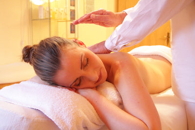 Soothe yourself with a variety of CURE massages