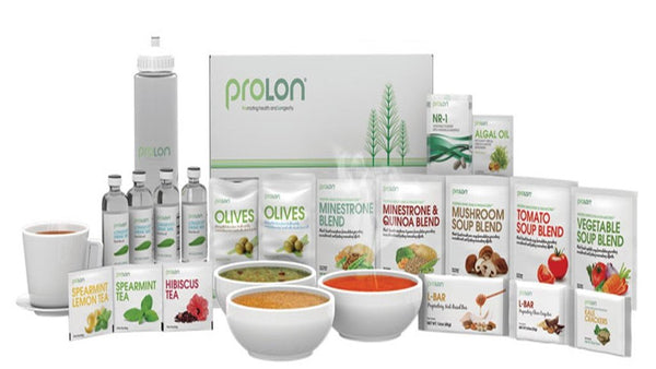 ProLon Fasting Mimicking Diet® — the tasty, safe 5-day