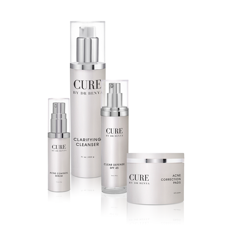 CURE Acne Defense Kit