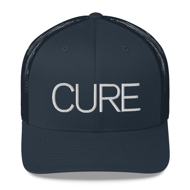 CURE Trucker Cap