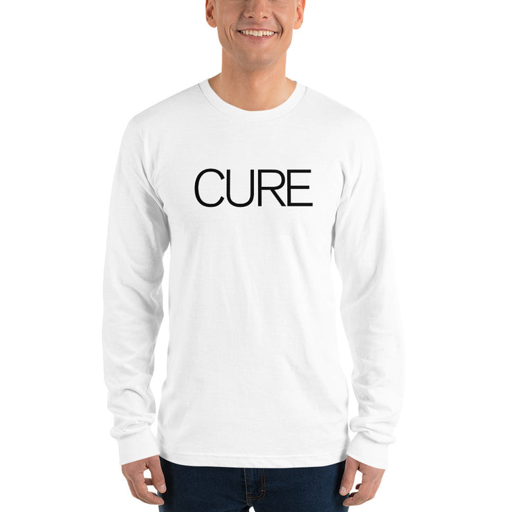 CURE Unisex Long Sleeve