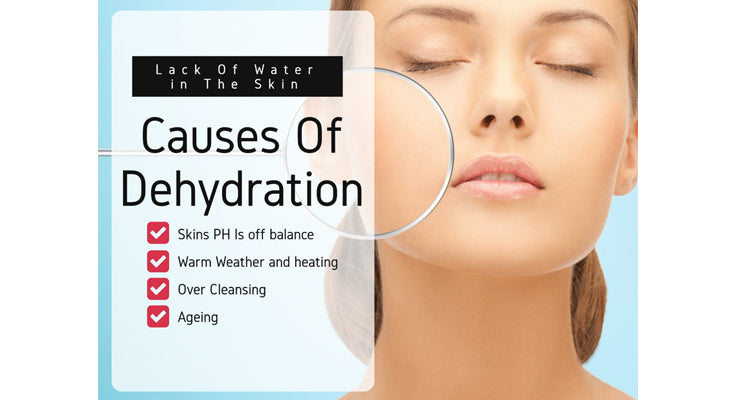 Using Hyaluronic Acid for Dry, Dehydrated Skin