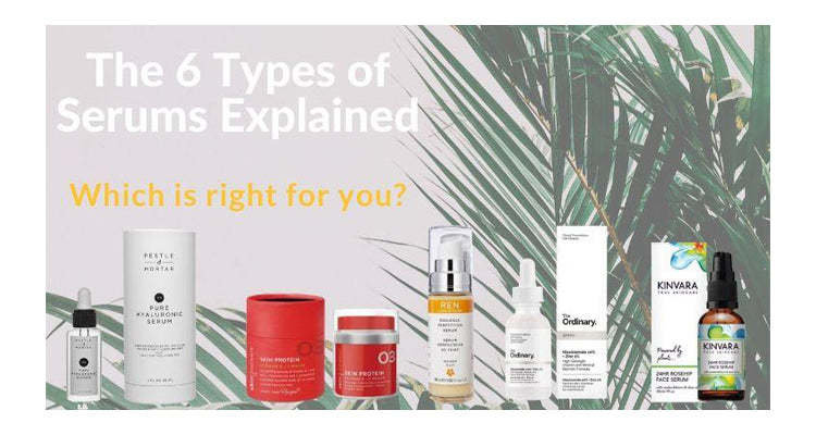 Which Serum Is Right For Me?