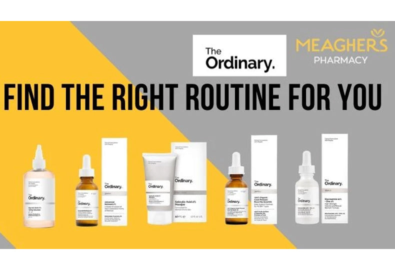 The Ordinary- Find the Routine For You