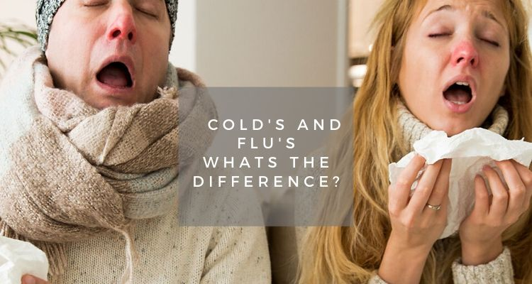 Cold And Flu Whats the Difference?