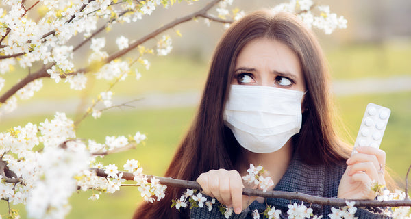 Hayfever vs Covid-19: How to know the difference