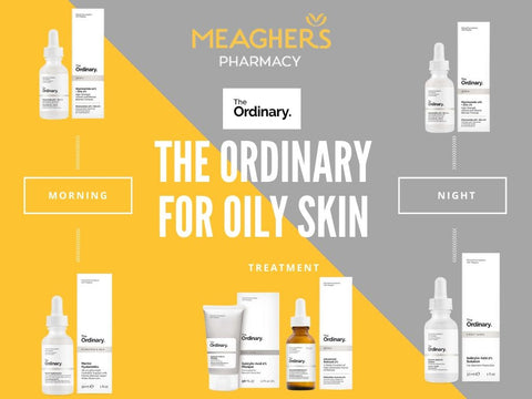 The Ordinary Skincare for Oily Skin