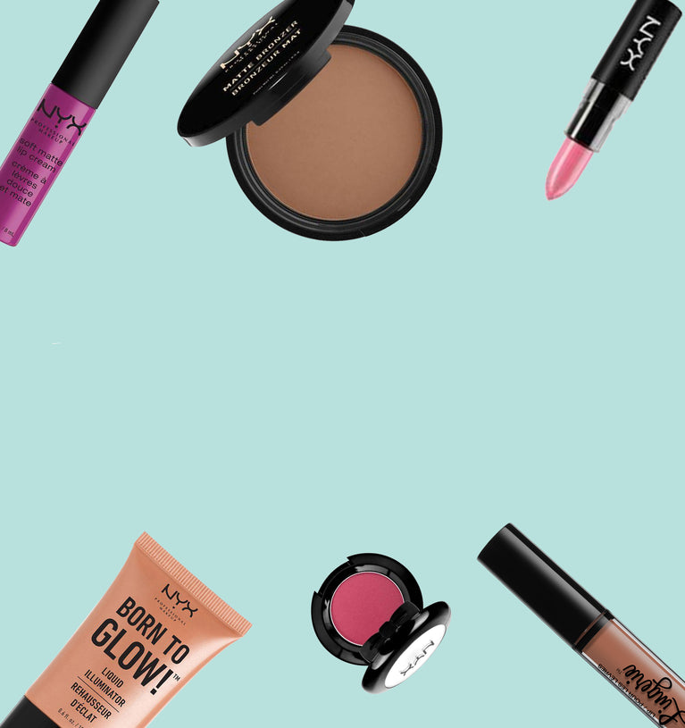 50 Off All Nyx Professional Makeup