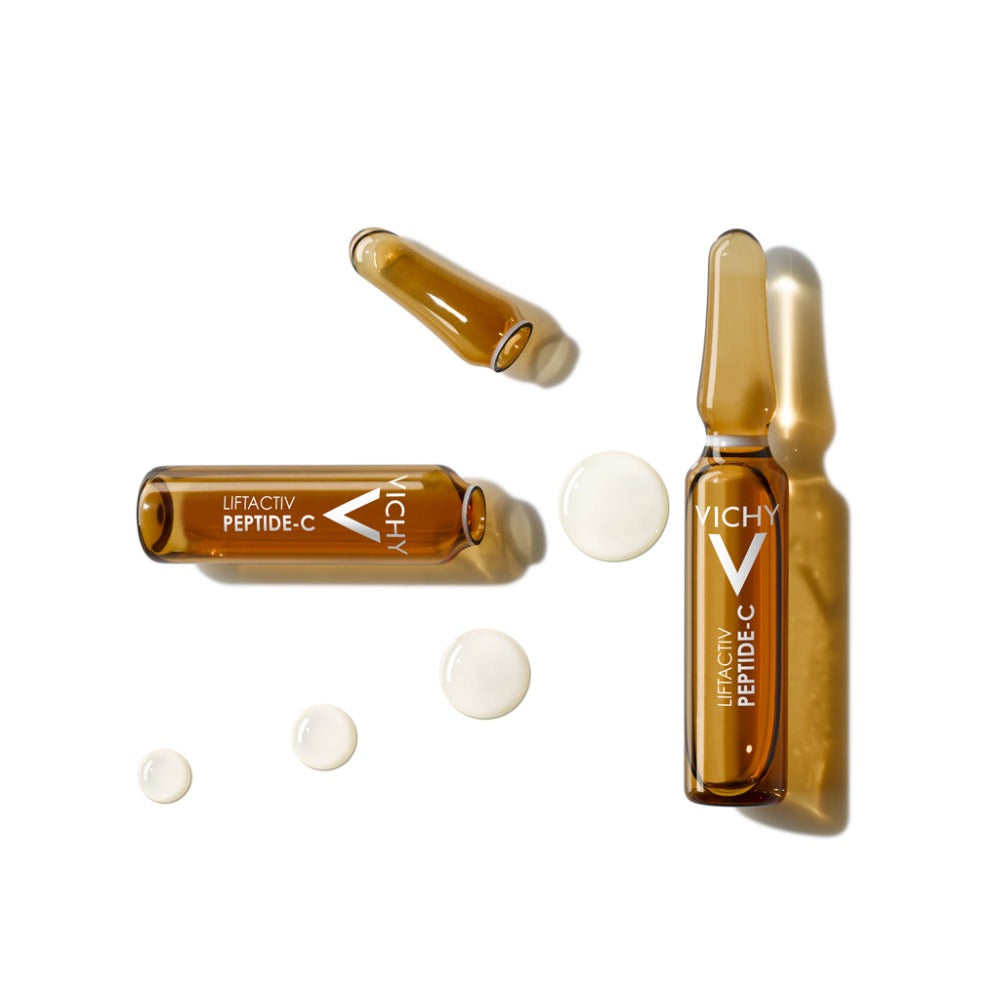 Load image into Gallery viewer, Vichy Liftactiv Peptide-C Anti-ageing Ampoules