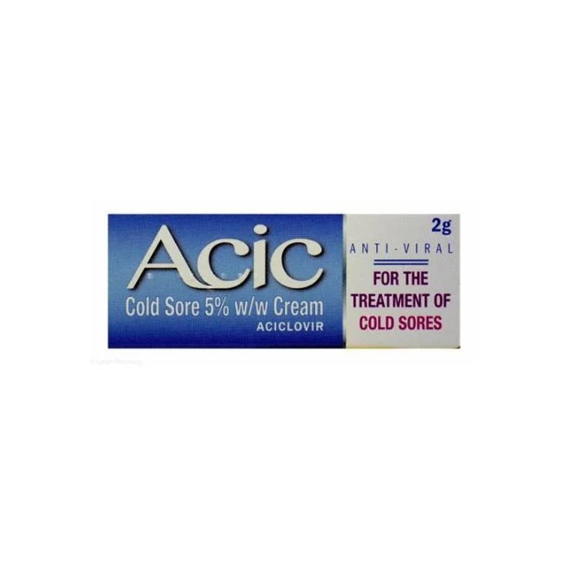 Load image into Gallery viewer, Acic 5% Cold Sore Cream