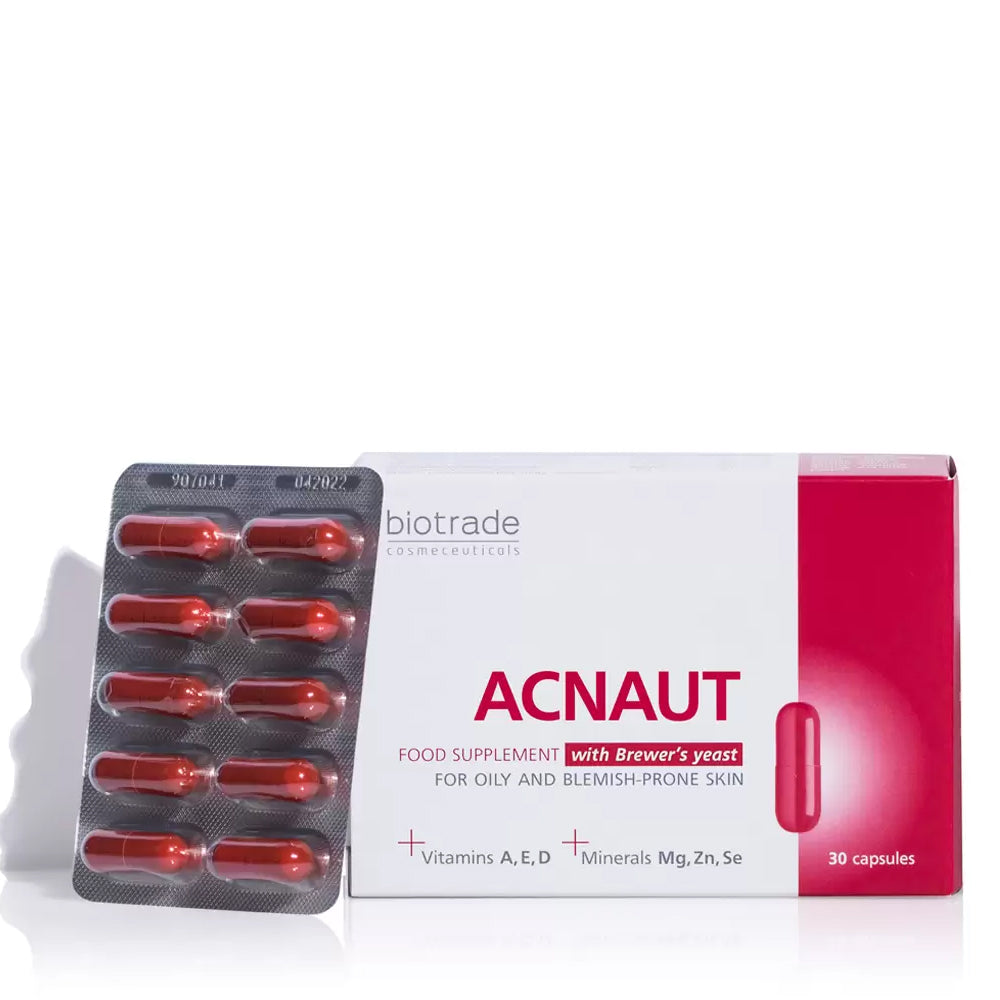 Load image into Gallery viewer, Acnaut Food Supplement 30s