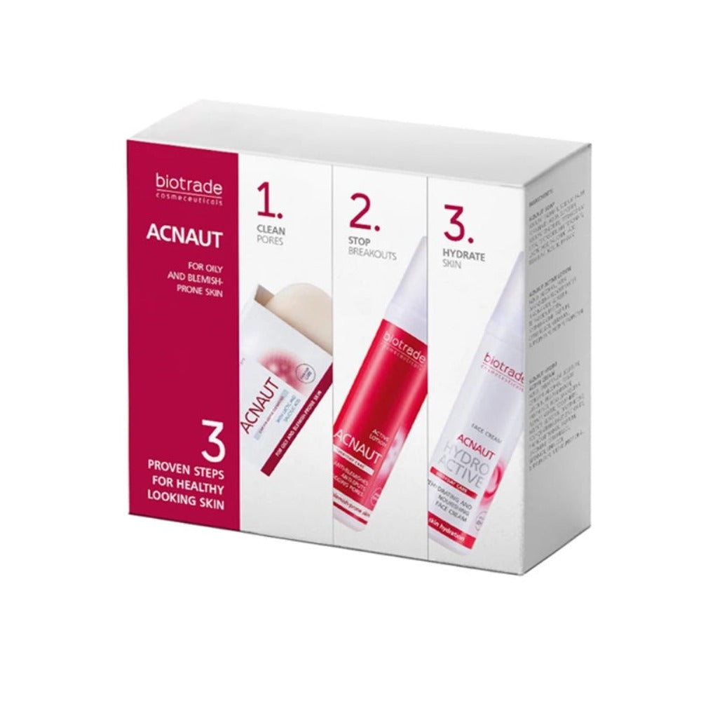 Acnaut 3 Step Kit