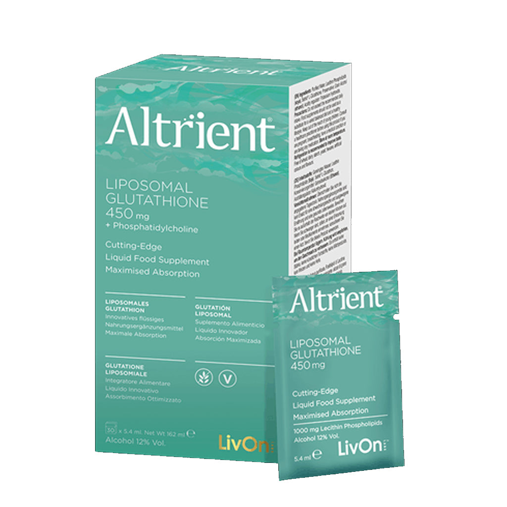Load image into Gallery viewer, Altrient Liposomal Glutathione 450mg 30s