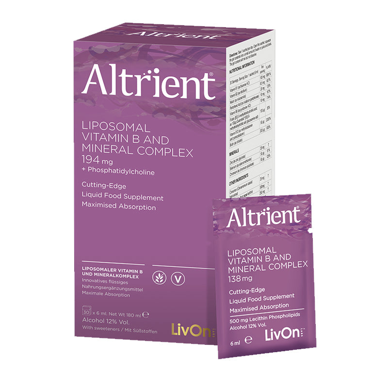 Load image into Gallery viewer, Altrient B Vitamin & Mineral Complex