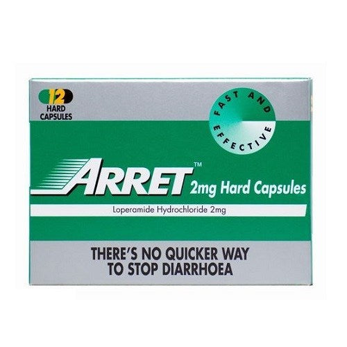 Load image into Gallery viewer, Arret 2mg - 12 Capsules