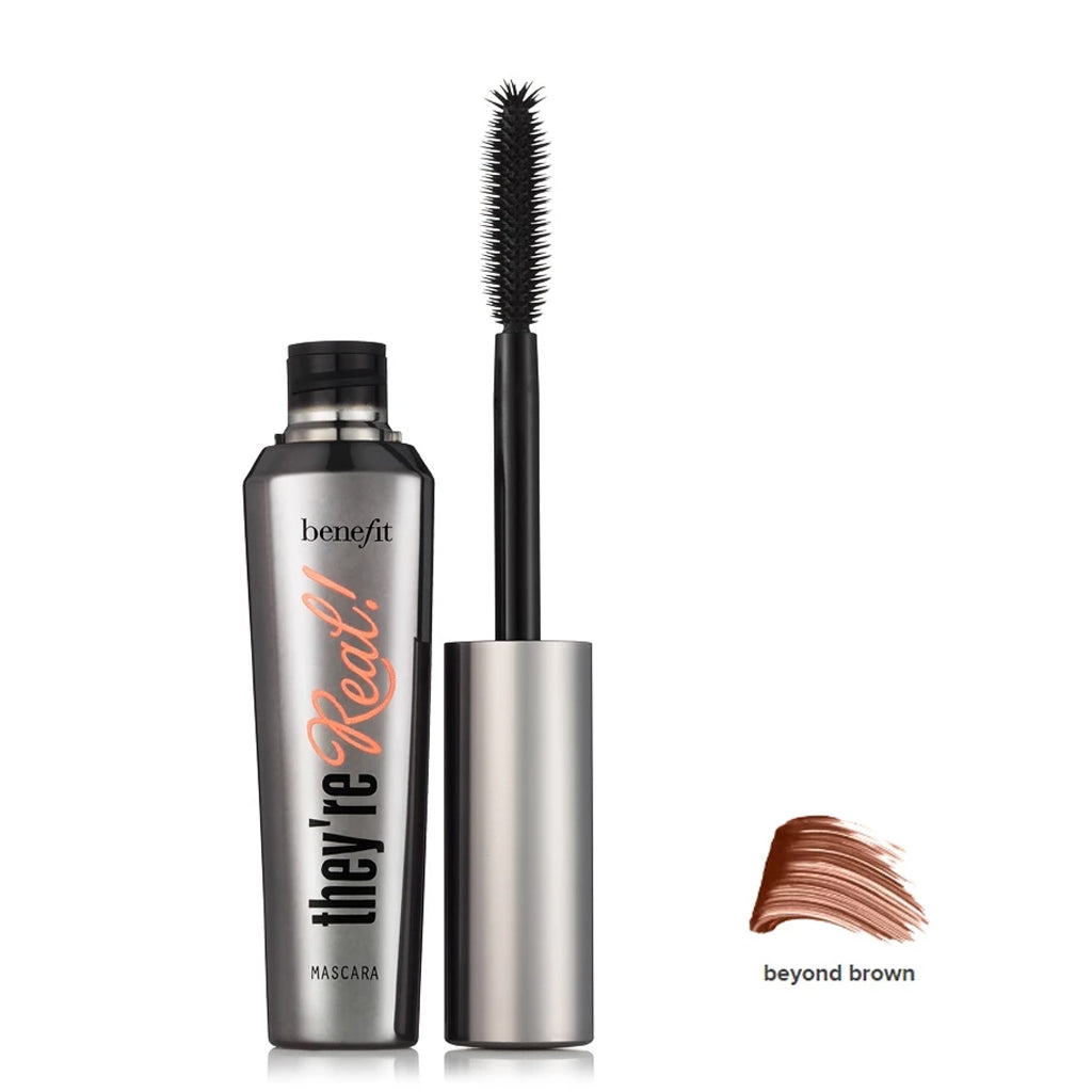 Benefit They're Real Mascara Brown