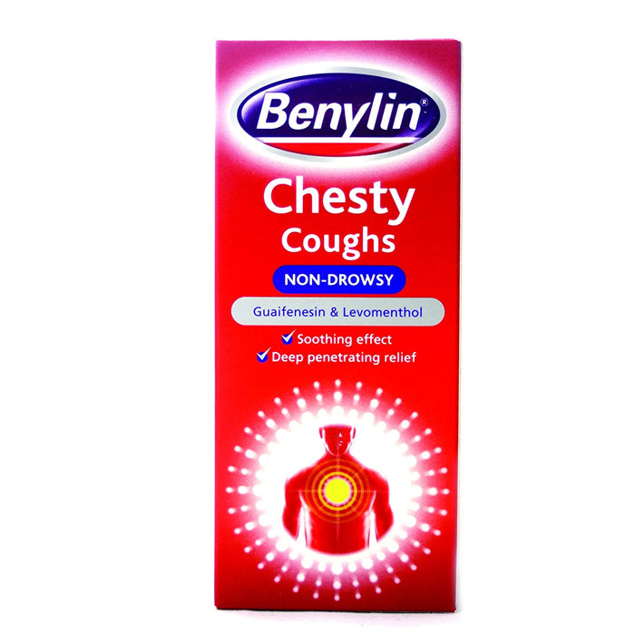 Benylin® Non-Drowsy Chesty Coughs