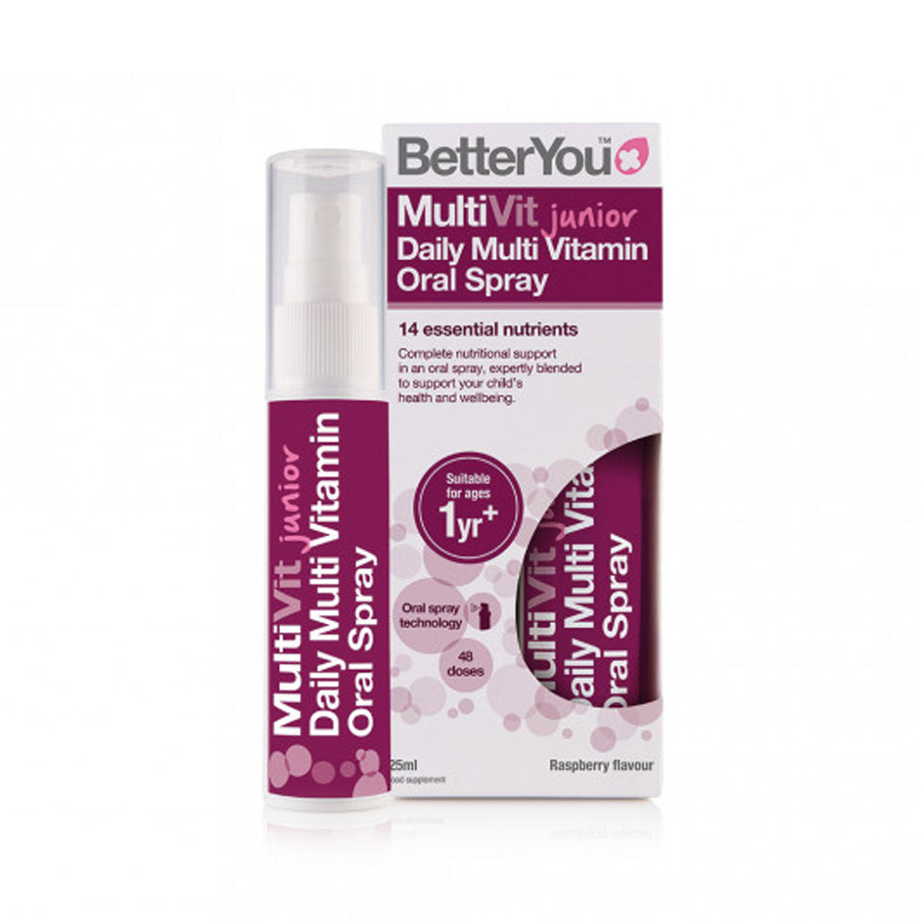 Load image into Gallery viewer, Better You MultiVit Junior Oral Spray
