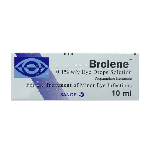 Brolene Eye Drops