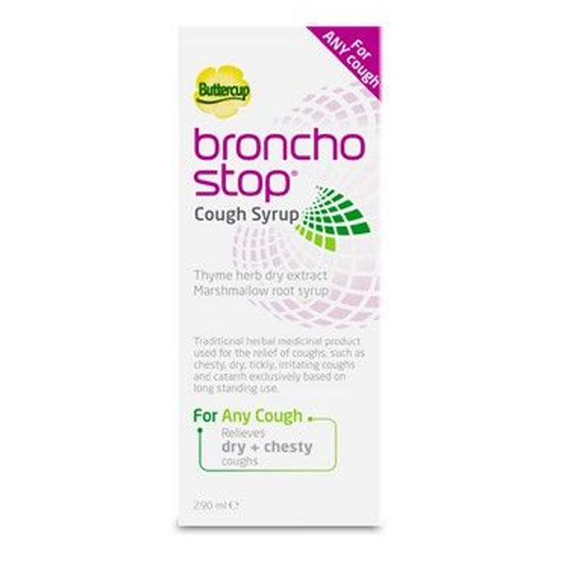 Bronchostop Cough Syrup 290ml