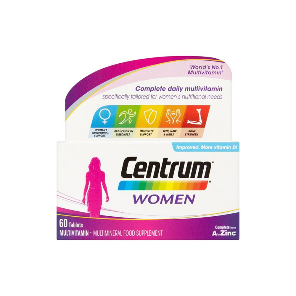 Load image into Gallery viewer, Centrum for Woman Multivitamin