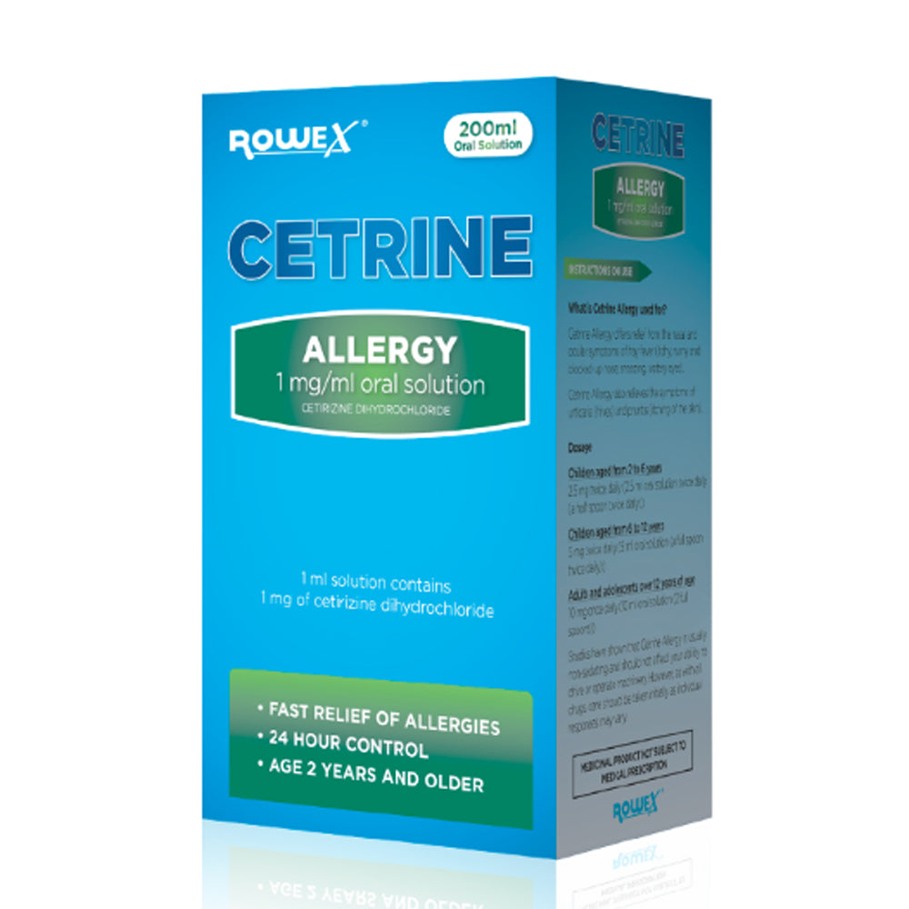 Load image into Gallery viewer, Cetrine Allergy Oral Solution 200ml