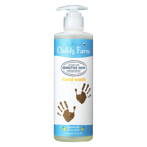 Childs Farm Hand Wash, Grapefruit & Organic Tea Tree Oil 250ml