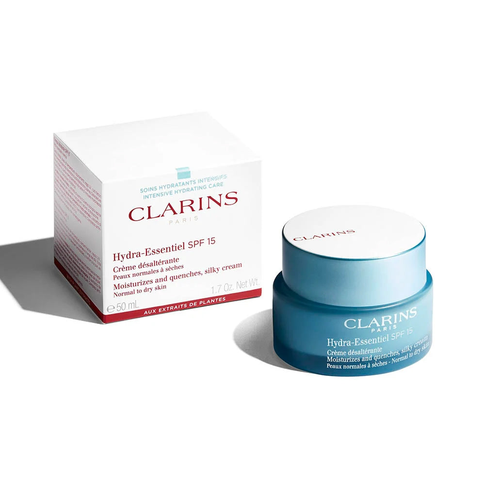Load image into Gallery viewer, Clarins Hydra-Essentiel Silky Cream SPF15 50ml
