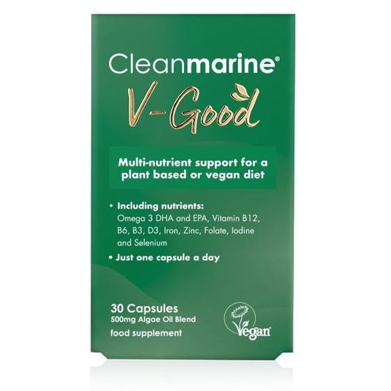 Cleanmarine V-Good 30 Capsules