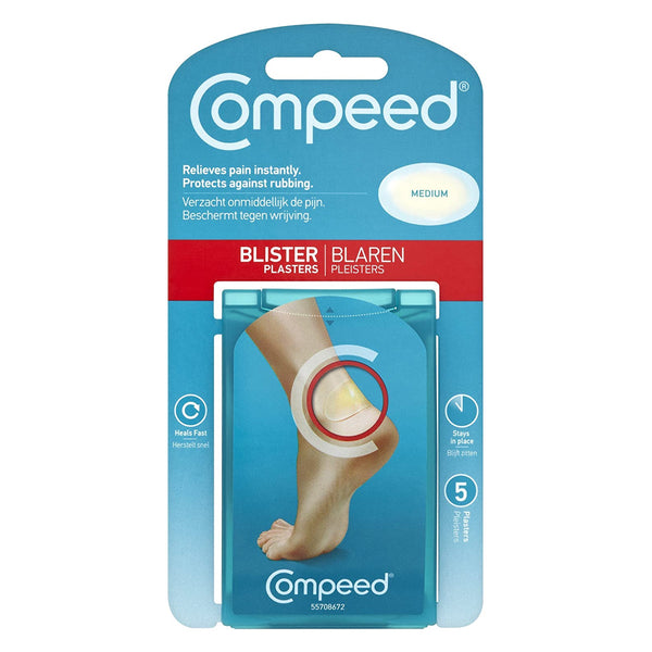 Compeed Blister Medium Plasters