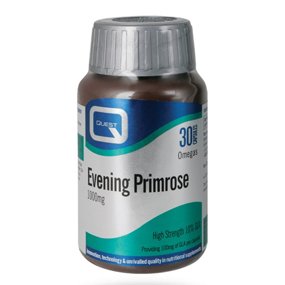Load image into Gallery viewer, Evening Primrose Oil 1000mg 30s