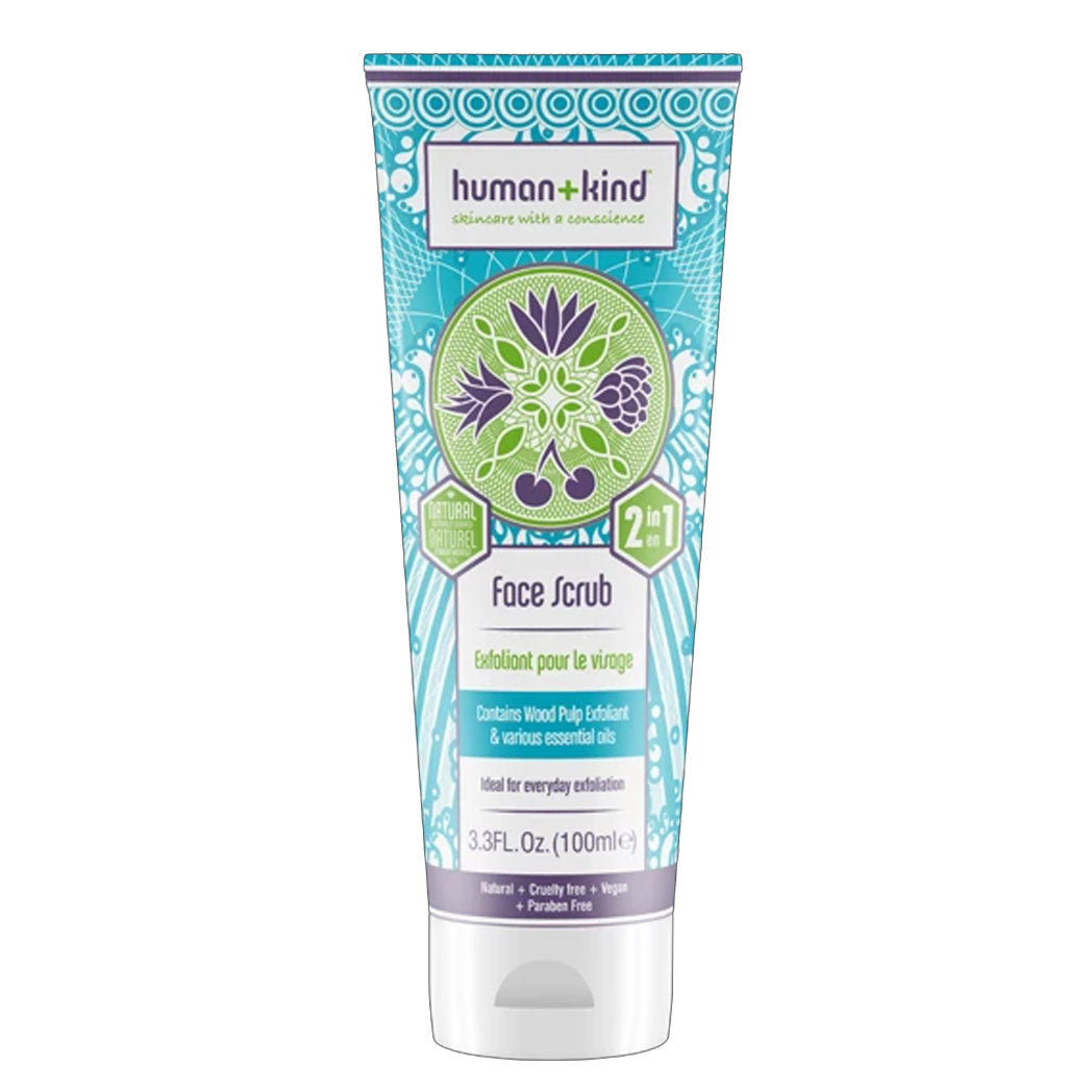 Load image into Gallery viewer, Human & Kind Face Scrub 100ml