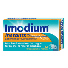 Imodium Instants 12's