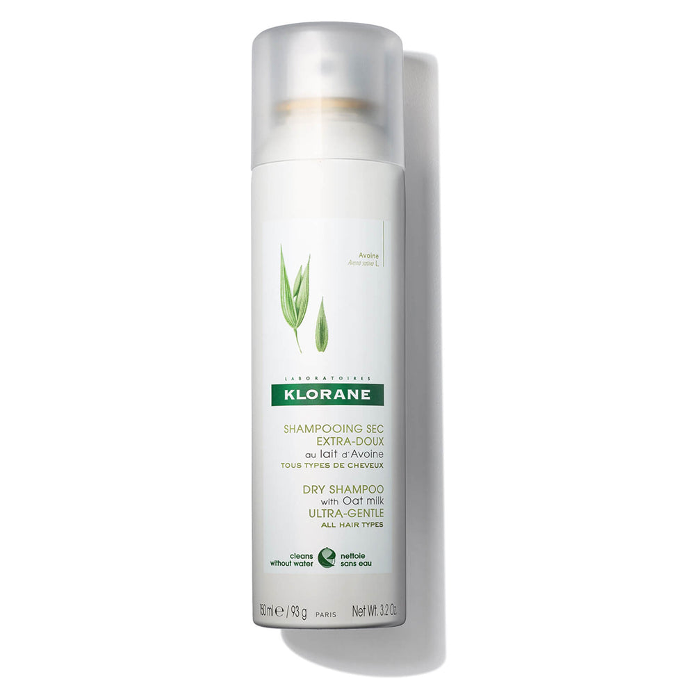Klorane Dry Shampoo with Oat Milk 150ml