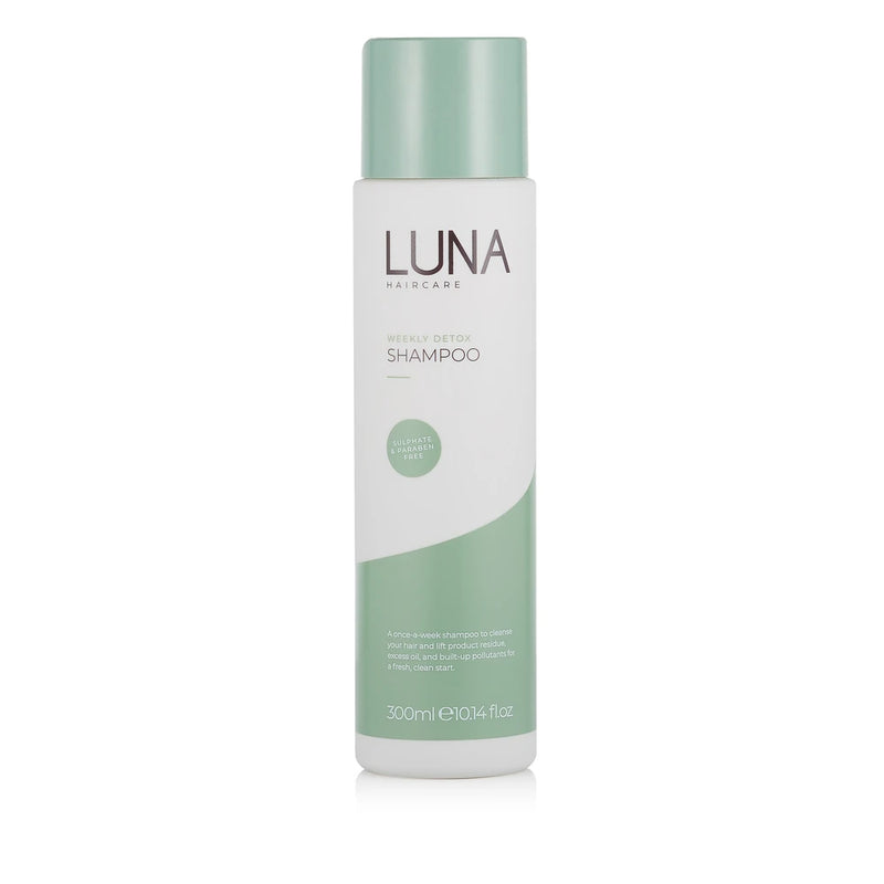 LUNA by Lisa Weekly Detox Shampoo 300ml
