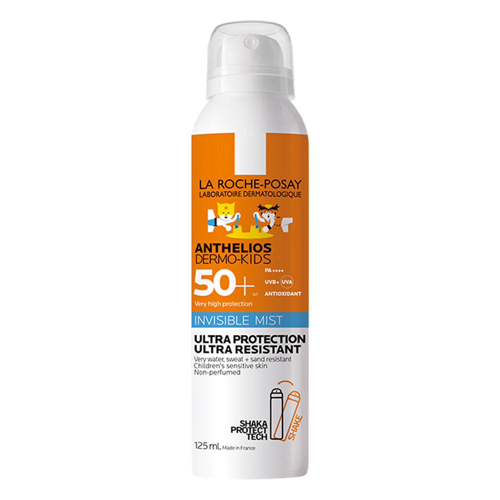 Load image into Gallery viewer, La Roche-Posay Anthelios Kids Invisible Mist SPF50 125ml