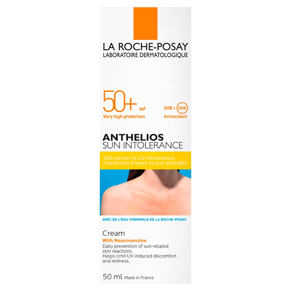 Load image into Gallery viewer, La Roche-Posay Anthelios Sun Intolerance SPF 50+ 50ml