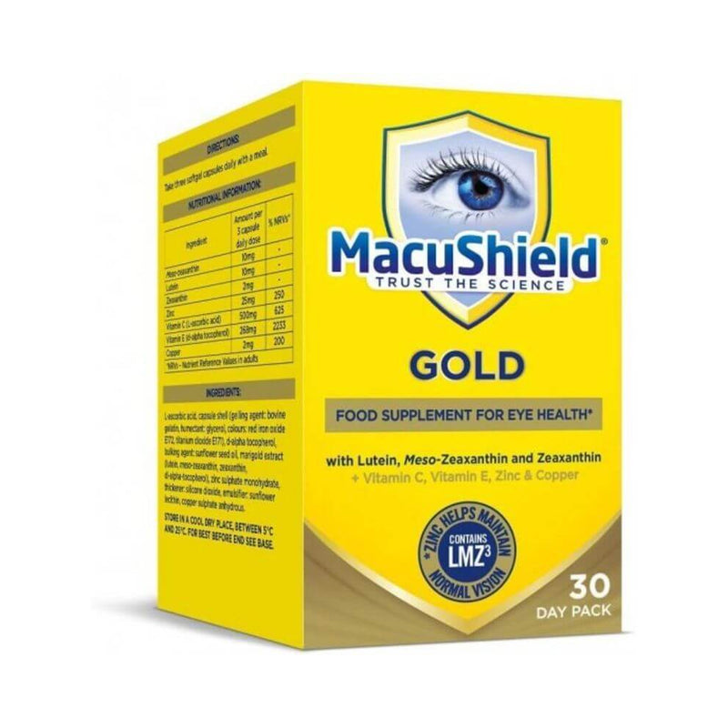 Macushield Gold 90's