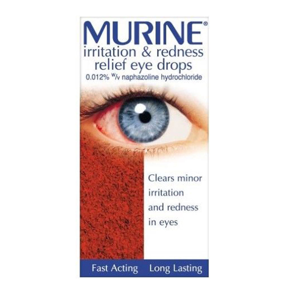 Load image into Gallery viewer, Murine Irritation & Redness Relief Eye Drops 10ml