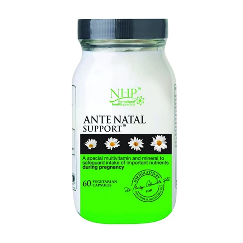 Load image into Gallery viewer, NHP Ante Natal Support 60 Capsules