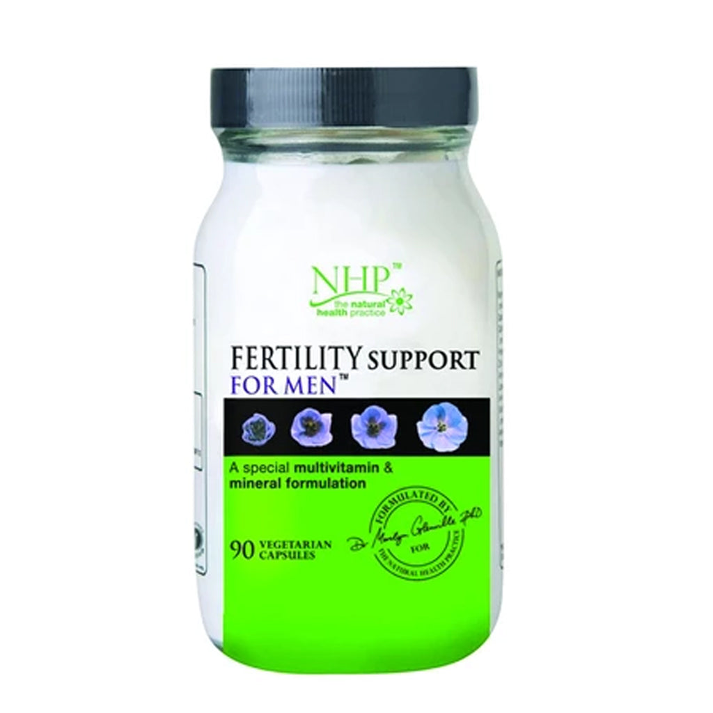 Load image into Gallery viewer, NHP Fertility Support for Men 90 capsules